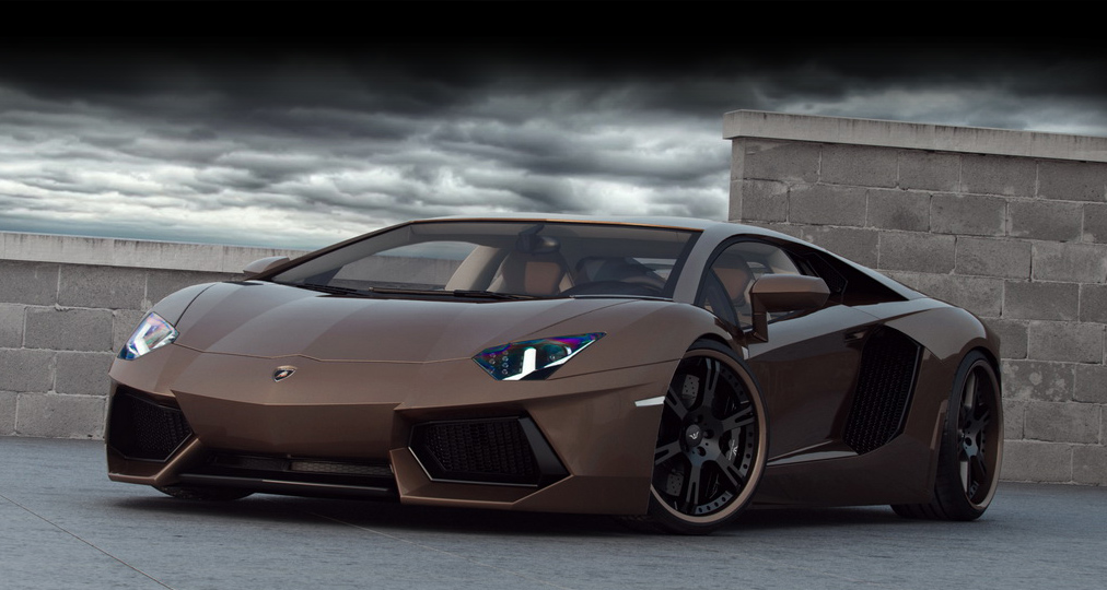 Aventador Lamborghini