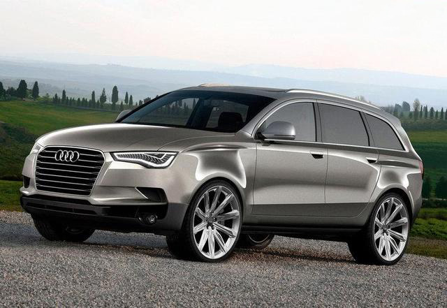 audi q7 suv luxe
