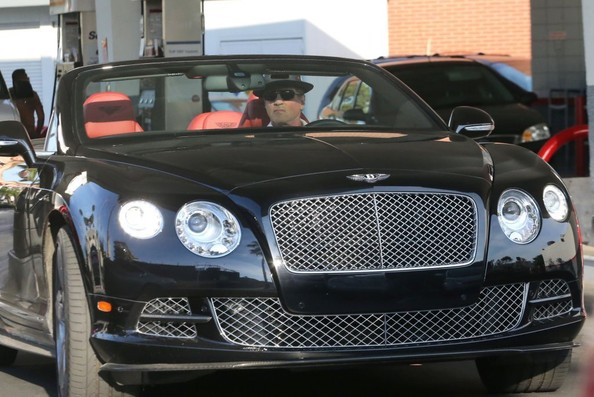 bentley cabriolet stallone