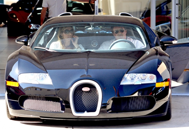 bugatti veyron stallone