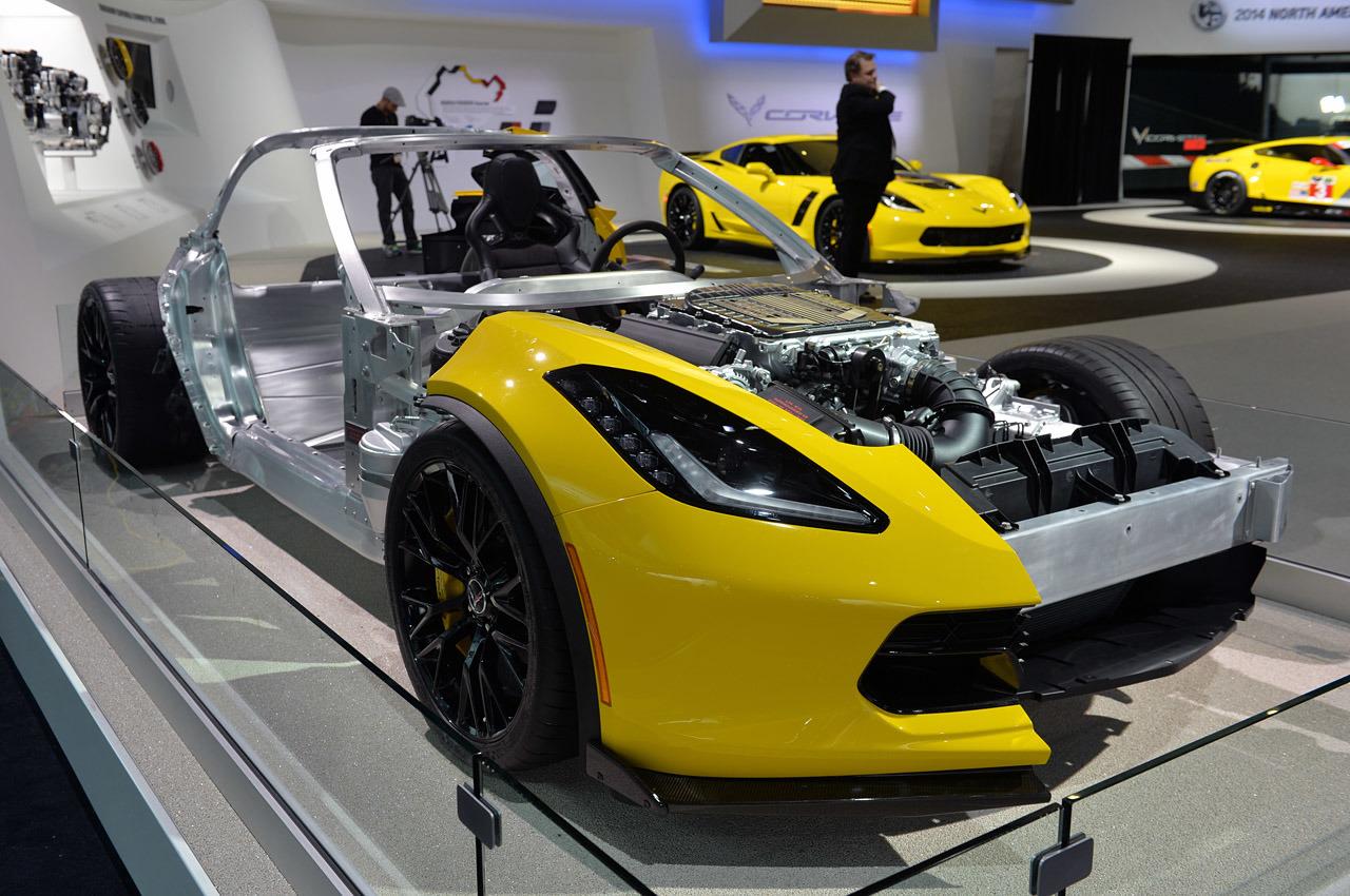 corvette z06 2015 chassis