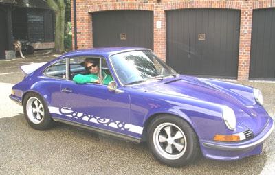 Porsche carrera jay k
