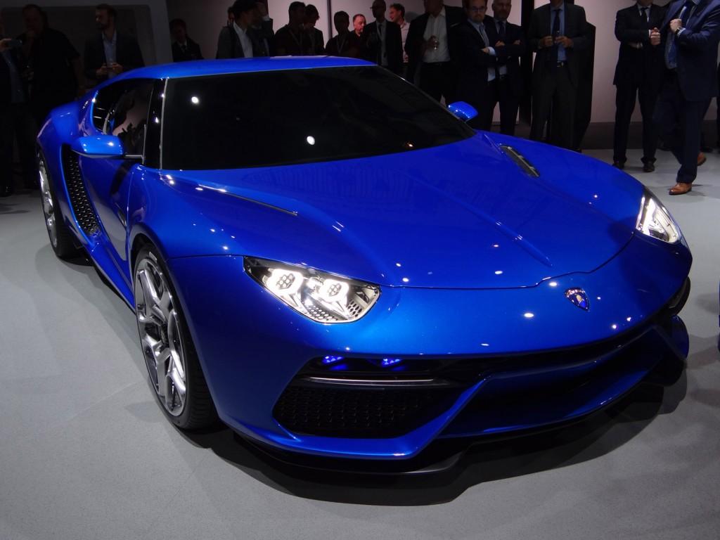 Lamborghini asterion 2