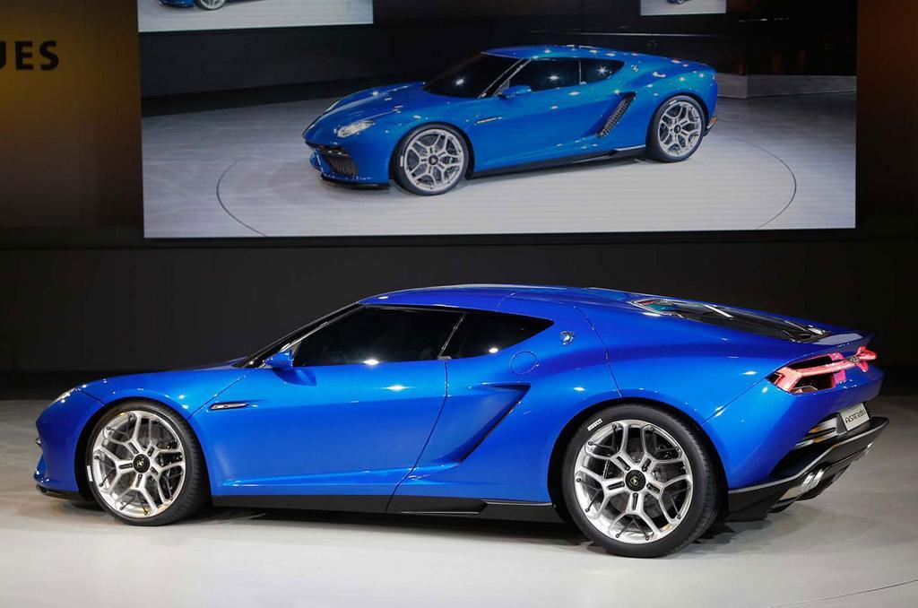 Lamborghini asterion 3
