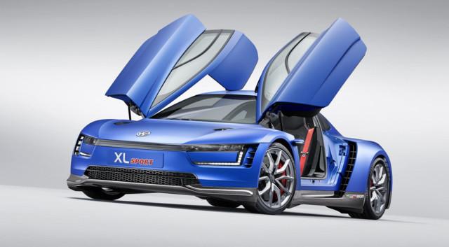 Volkswagen XLII sport 2