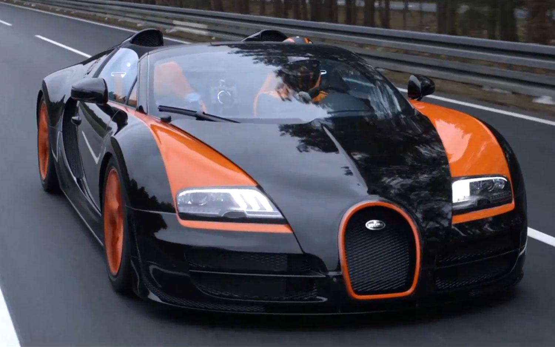 Bugatti Veyron La Fin Du Mod 232 Le Mythique Est Annonc 233 E