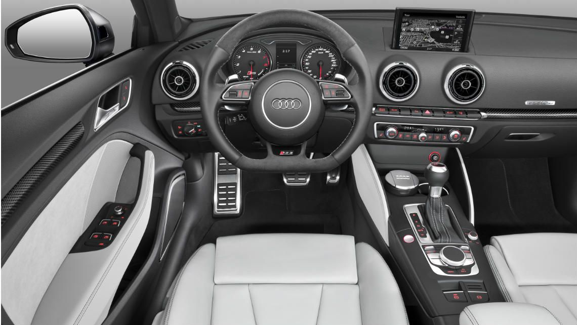 interieur audi rs3