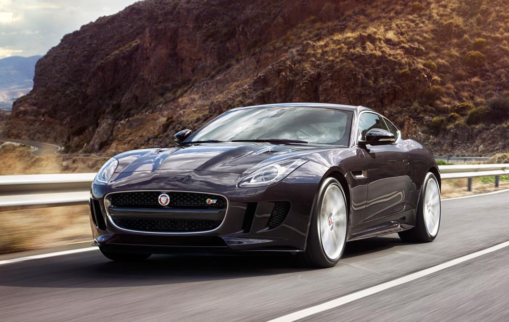 jaguar f type voiture luxe