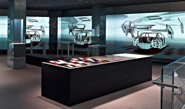 show rool virtuel Audi