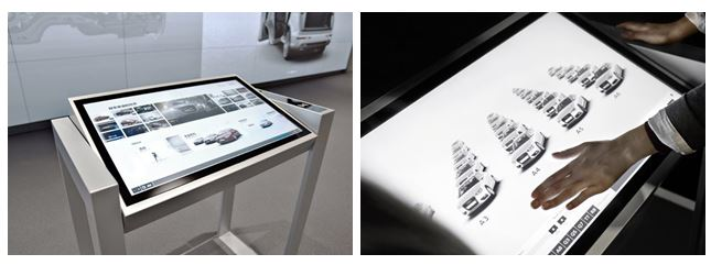 Show room virtuel Audi