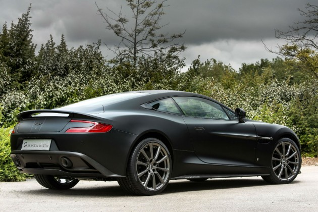 Aston Martin One of Seven