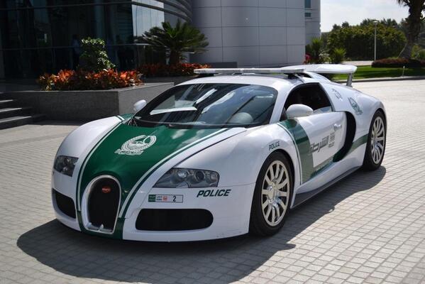 Bugatti Dubaï