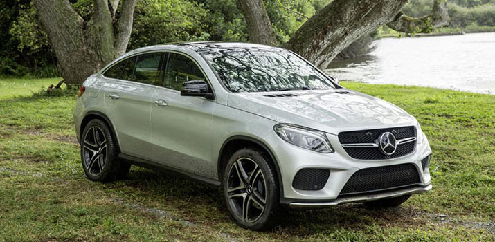 GLE Coupe Jurassic World