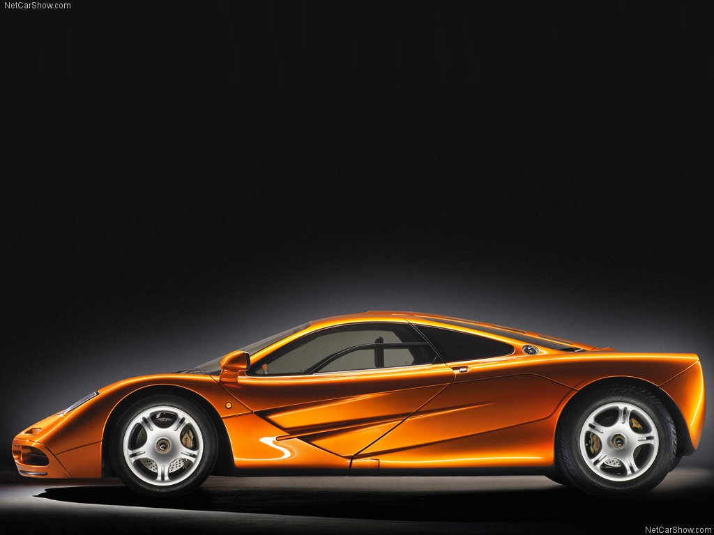 McLaren F1 de 1993