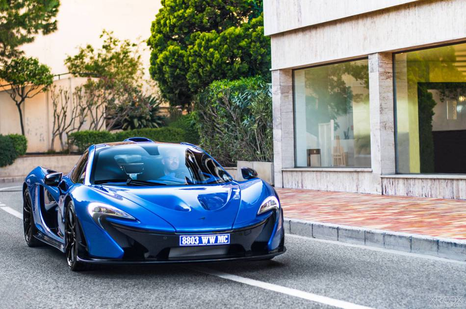 Mclaren p1-3