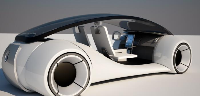 iCar (vue de côté)