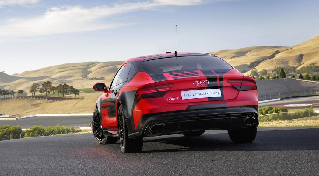 Audi RS7 Robby (arrière)