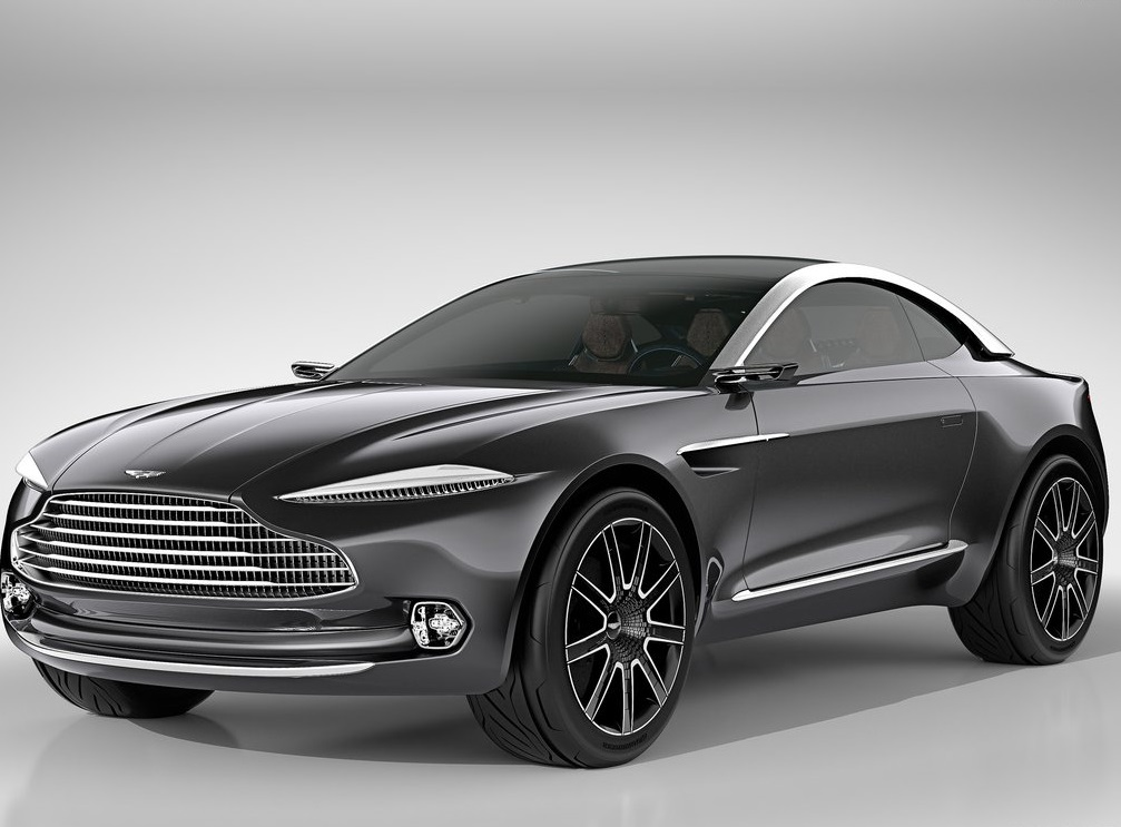 Aston Martin-DBX Concept 2015