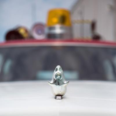 SOS fantomes sigle Cadillac