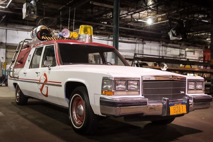 sos fantomes 3 Cadillac (devant)