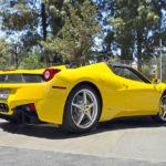 Une Ferrari 458