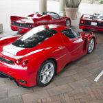 Ferrari F40, Ferrari F50 et Ferrari Enzo