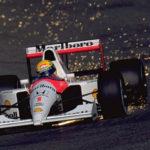 McLaren MP4/4 - Ayrton Senna
