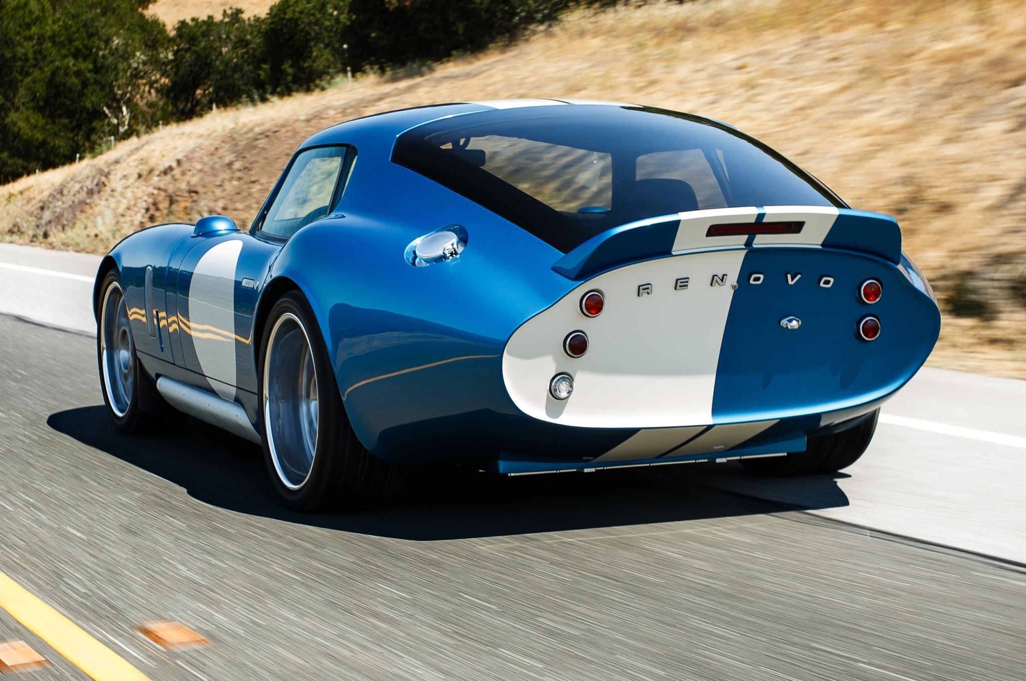 News automobile haut-de-gamme et voitures insolites