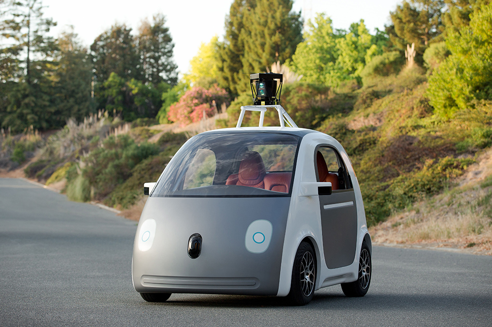 La Google Car, une concurrente de la Apple Car ?