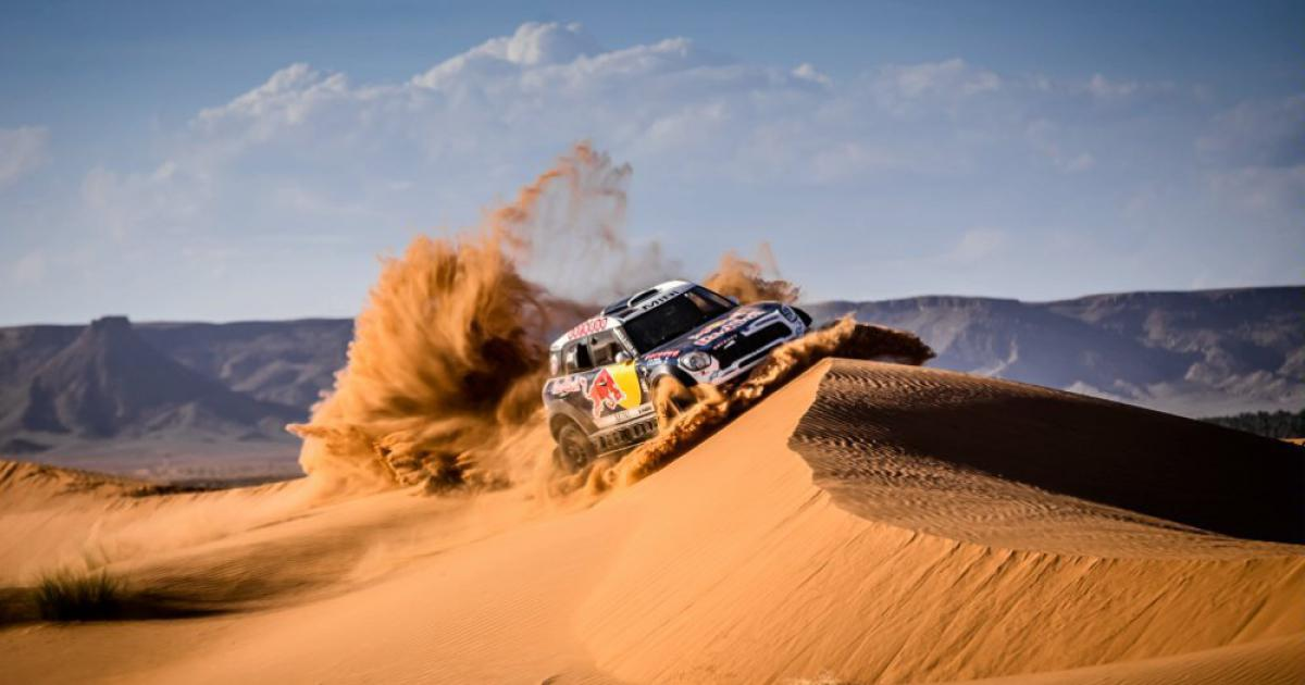 Nasser Al-Attiyah est le favori de la course