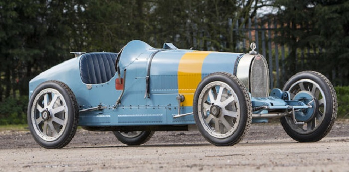 Bugatti Type 35 Grand Prix Two-Seater de 1925
