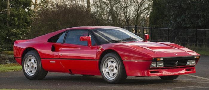 Ferrari 288 GTO Coupé