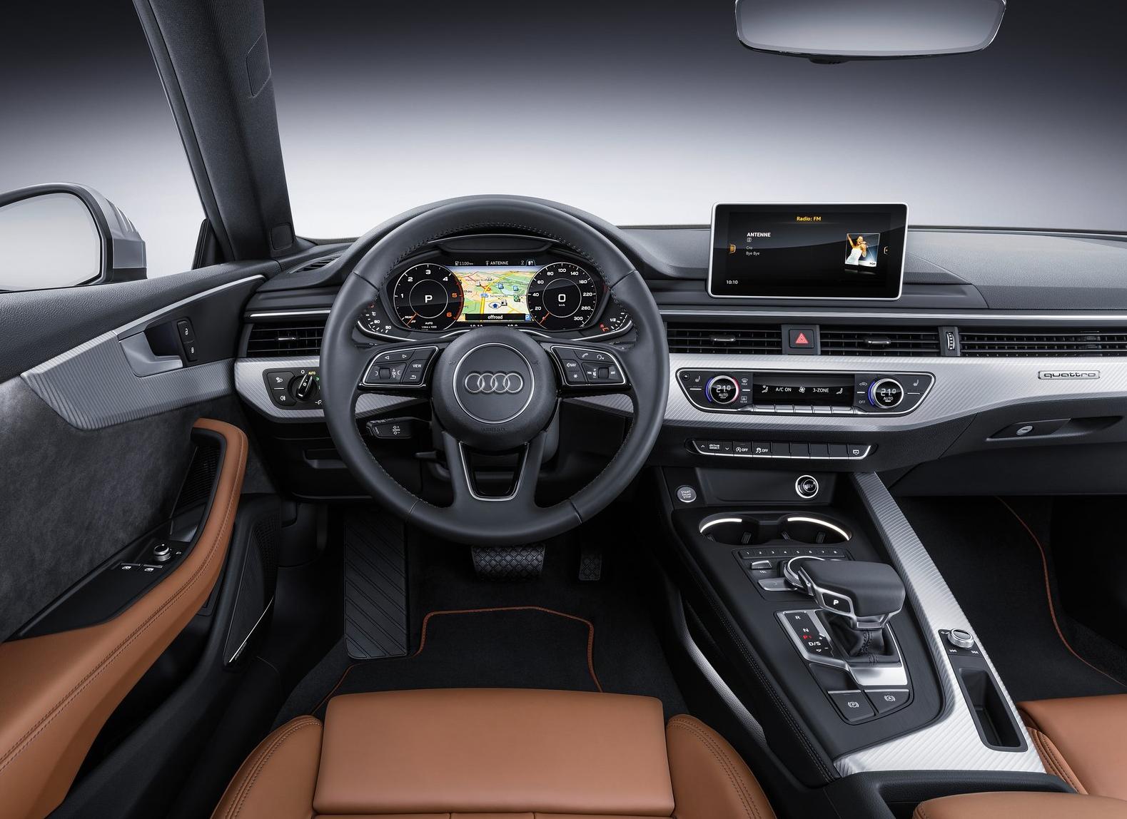 Nouvelle Audi A5