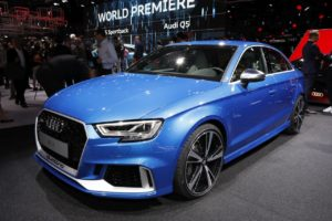 Essaie Audi RS3 Berline