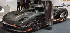 Top 10 des voitures de luxe