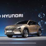 Hyundai véhicule hydrogène