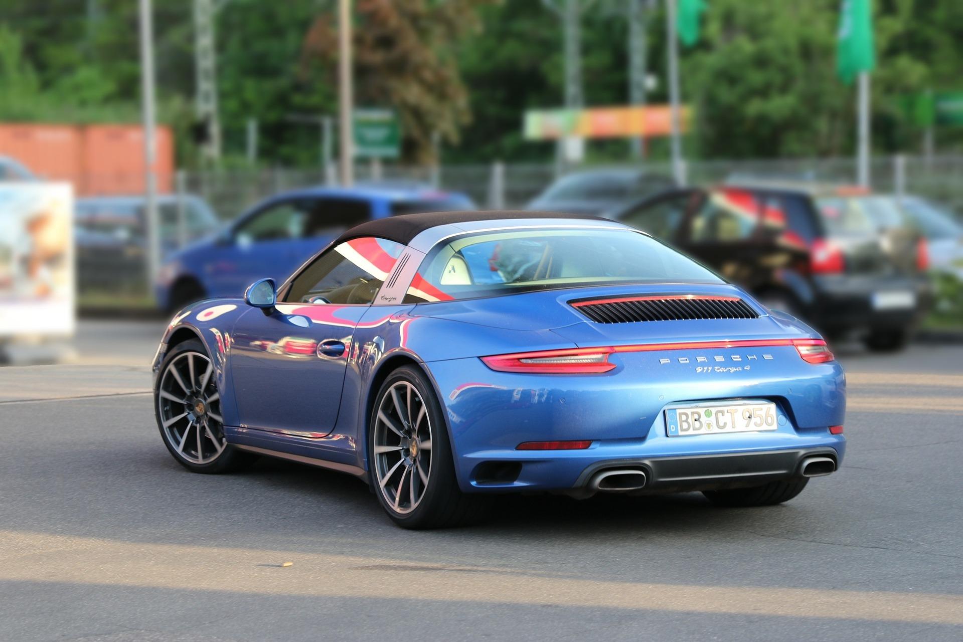 Plus de moteurs diesel pour Porsche